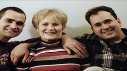 Mom, Bro, & I