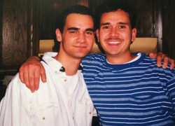 My bro and I..