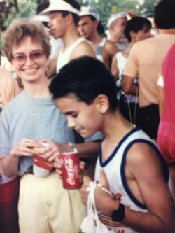 Age 11; Peachtree Rd Race; ATL