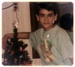 Our Florida Christmas 1988
