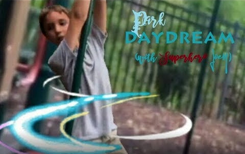Park Daydreaming (with Superhero Joey)