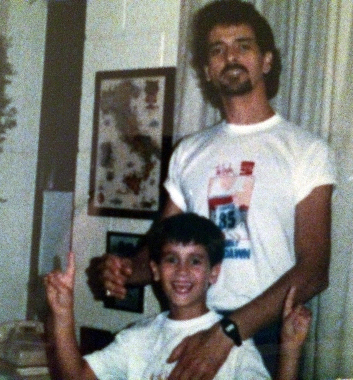 Dad & I, 1987