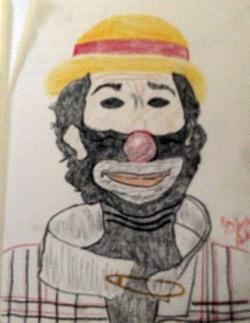 ..Clown'in Around..