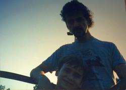 Dad & I ...age 7