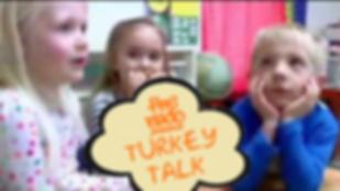 """thenudo presents """"Turkey Talk"""""""