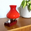 Thumbnail: Red table lamp