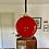 Thumbnail: Red pendant lamp