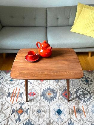 Restored midcentury coffee table