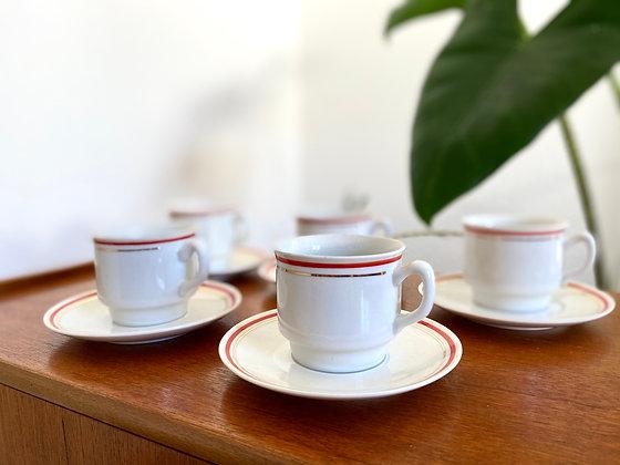 Porcelan Coffee set