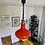 Thumbnail: Red retro lamp
