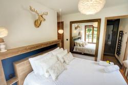 Le chambre Mont-Blanc