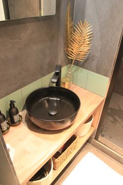 """La salle de bain """"Jardin"""""""