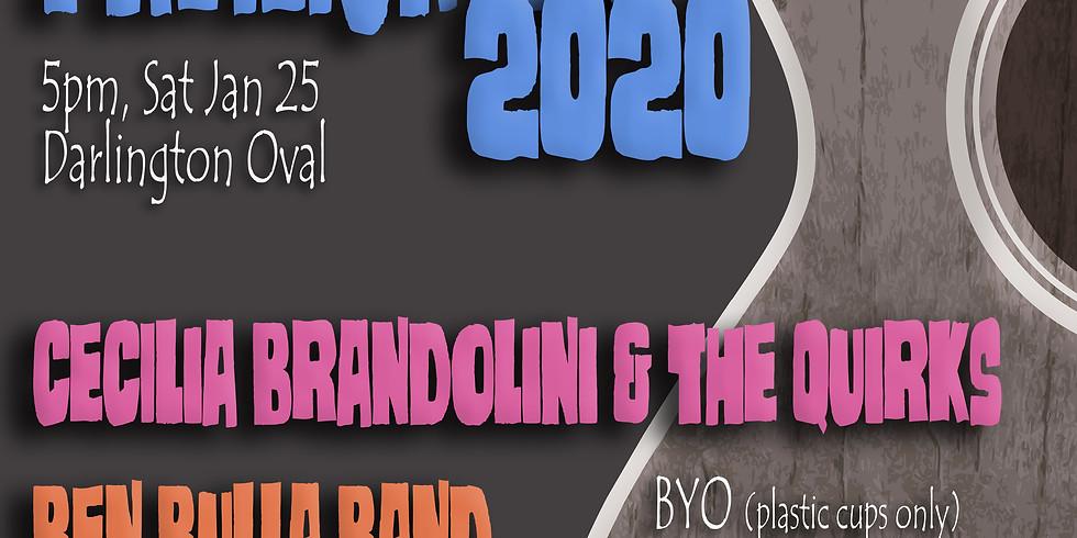 Pavilion Gig 2020