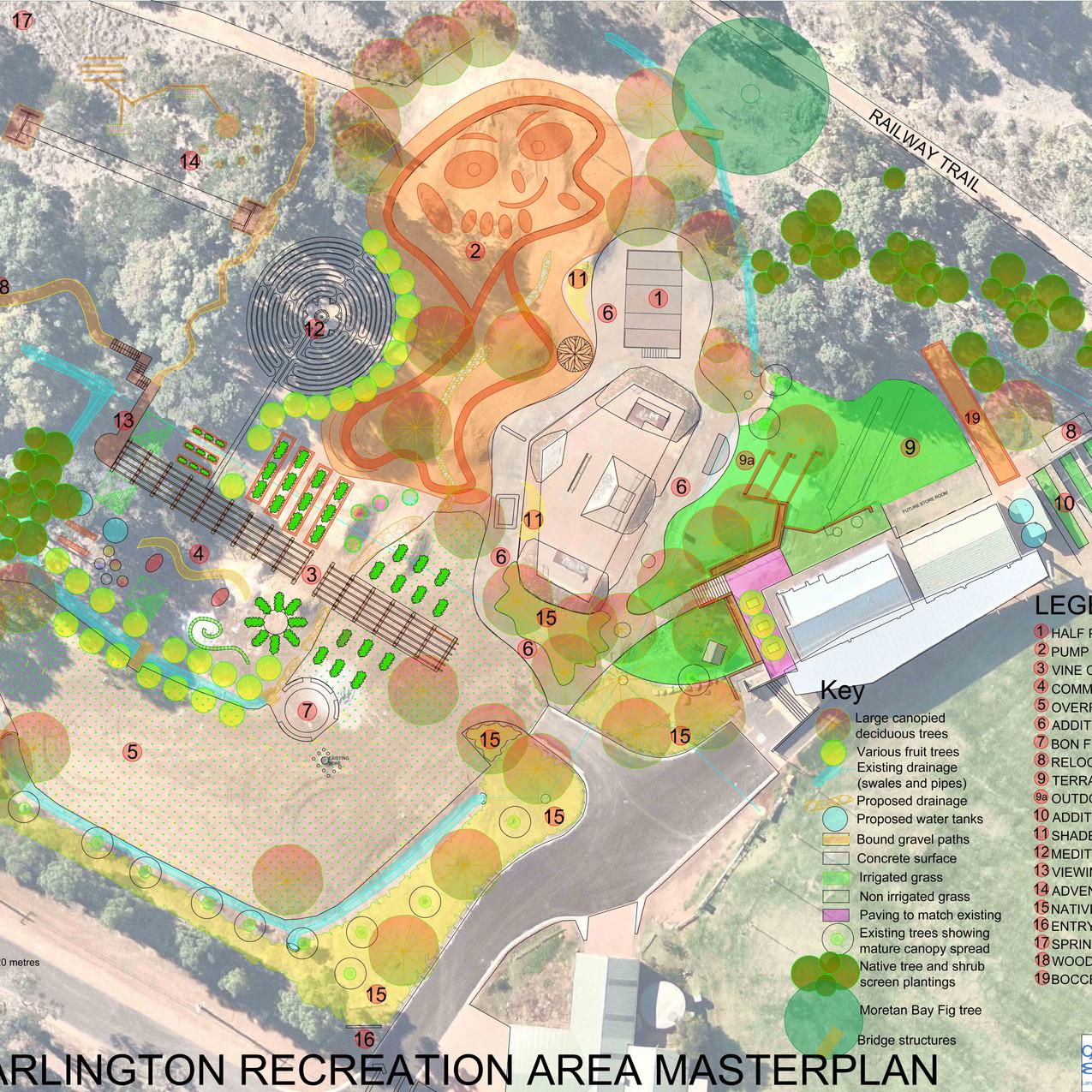 Darlo Rec area masterplan small