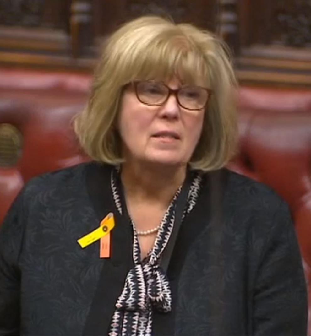 Baroness Crawley