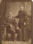 Sarah and Charles Dearman