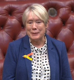 Baroness Bryan of Partick