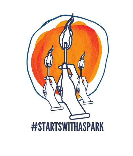 #StartsWithASpark