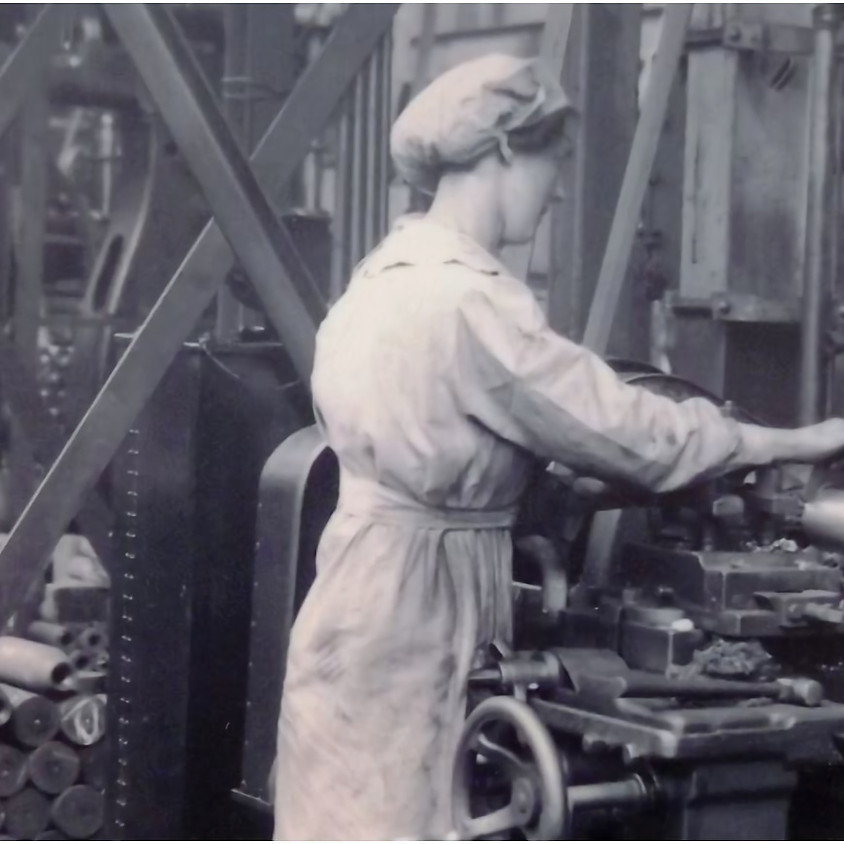 Women and Work: Past and Present
