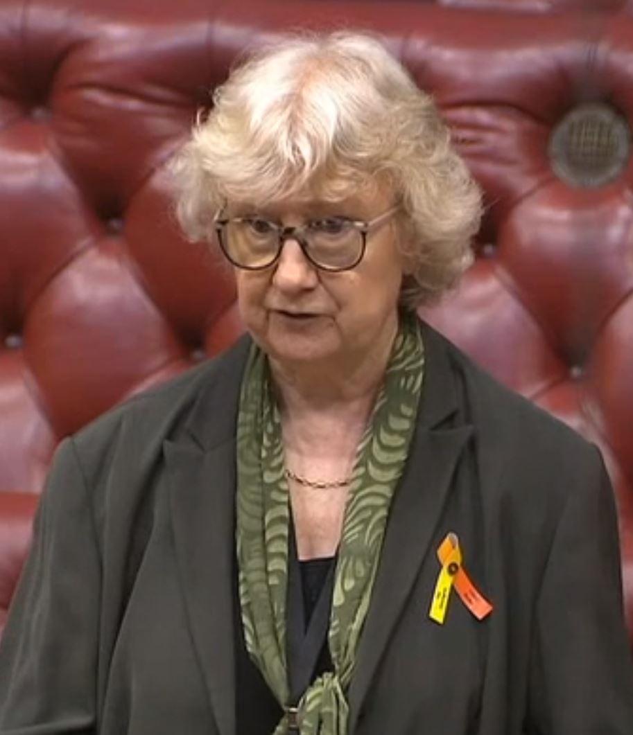 Baroness Donaghy
