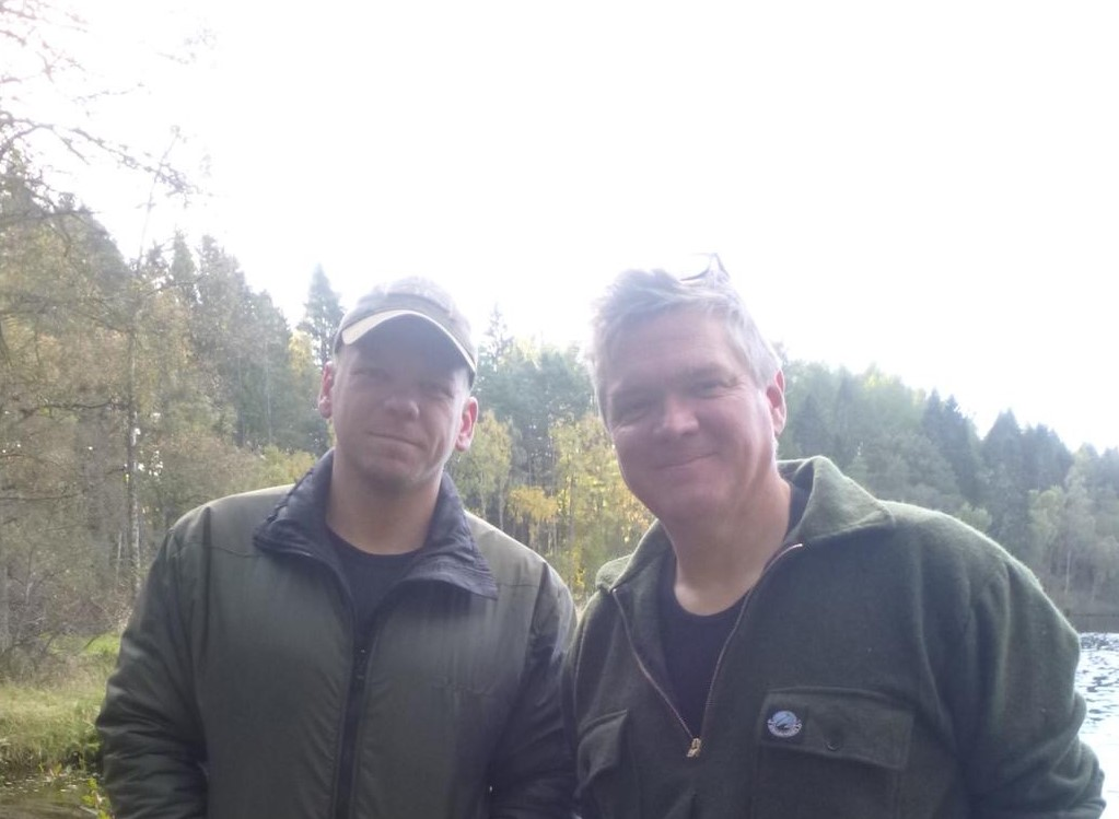 Harry and Ray Mears (2)