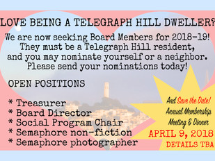Seeking Board Members and Semaphore Contributors