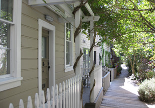 Walking the Historic District (A Self-Guided Tour)