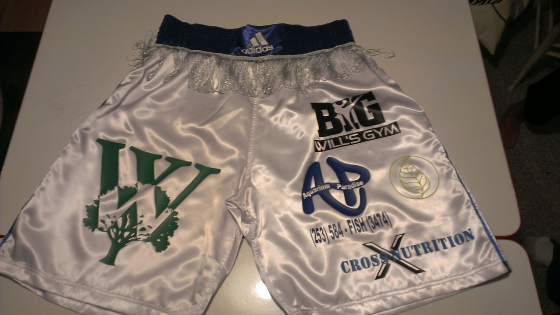 HT Boxing Shorts