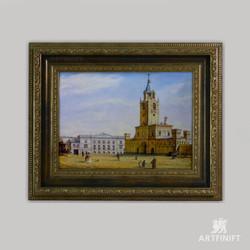 Москва. Страстная площадь