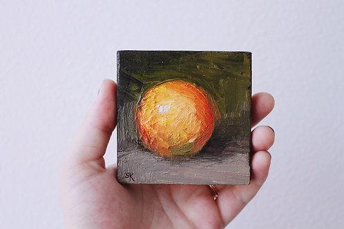 Orange Study #1