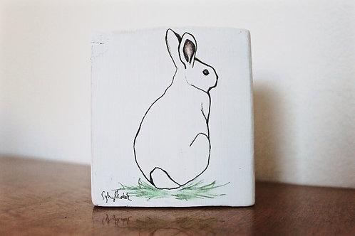 Sitting Rabbit 03
