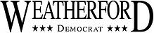 Weatherford Democrat Logo.png