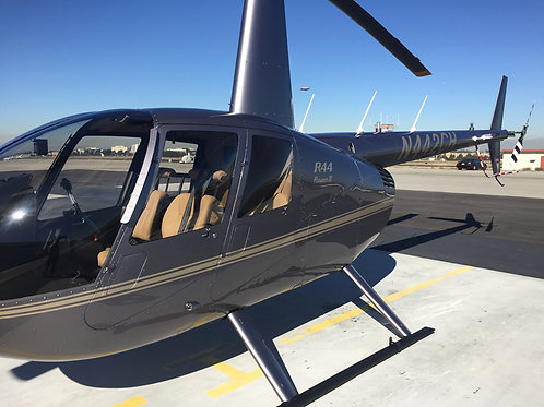 Robinson R44 (NOT AVAILABLE)