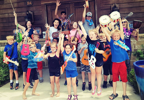 2021 Music & Art Summer Camp at Weatherford Music Academy