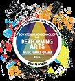 Boynton Beach School of the Performing Arts logo