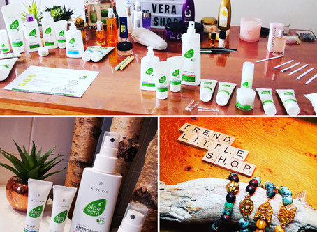 partenariat AloeVera Shop et TrendLittleShop