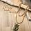 Thumbnail: GAZZ wood long necklace