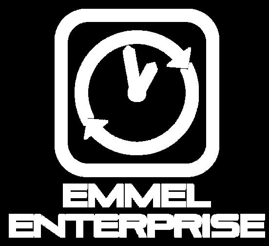 Emmel Enterprise Time M Logo.png