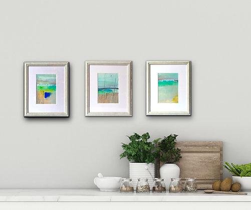 Design Idea 7  Using  my original seascapes