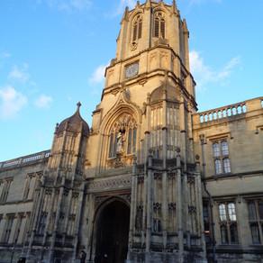Abingdon to Oxford: A Pilgrimage