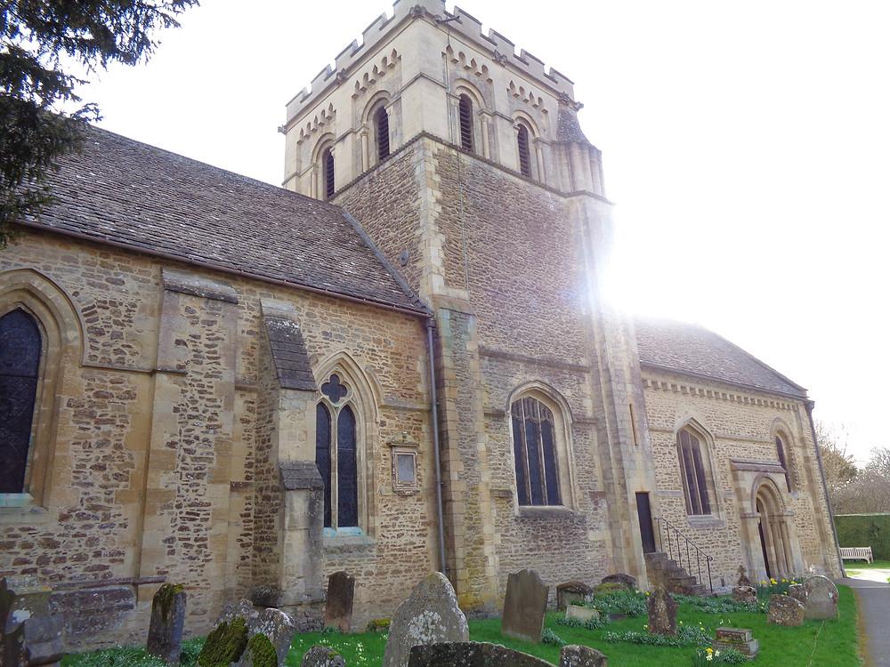 St Mary's, Iffley