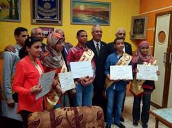 -فازت أسيوط أيضا بالمركز الأول فى مسابقة أوائل الطلبة بقطاع الصعيد