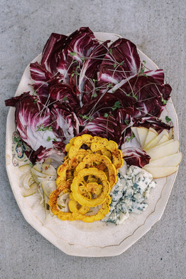 Delacata Squash Salad