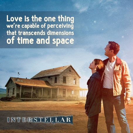 What 'Interstellar' Taught Me About Living With Crohn's Disease