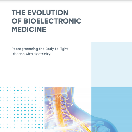The Evolution of Bioelectronic Medicine