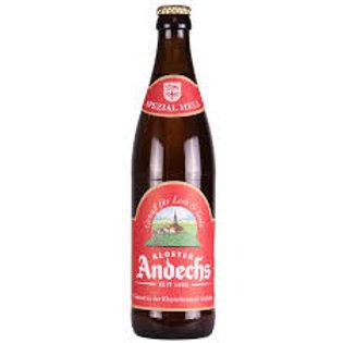 'Andechs Spezial Hell' - Klosterbrauerei Andechs - Lager - 5.9%