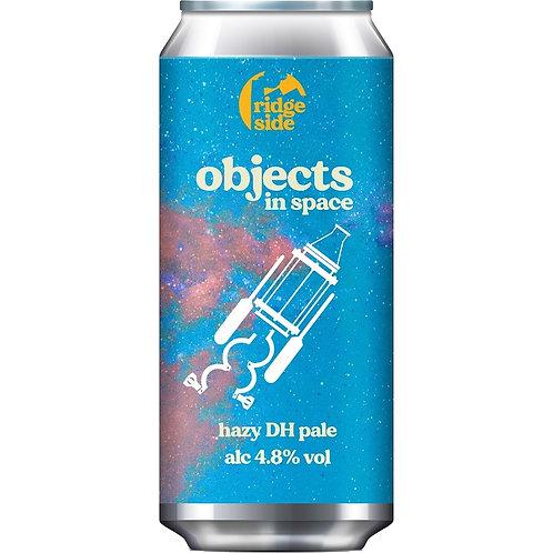 'Objects In Space' - Ridgeside Brewing Co. - Pale Ale - 4.8%