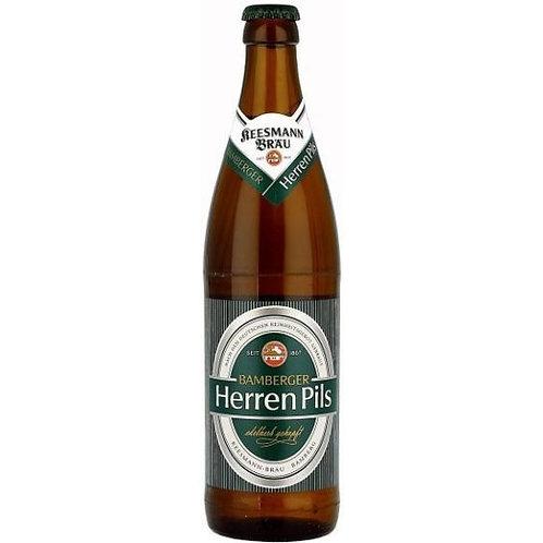 'Herren Pils' - Brauerei Keesmann - Lager - 4.6%