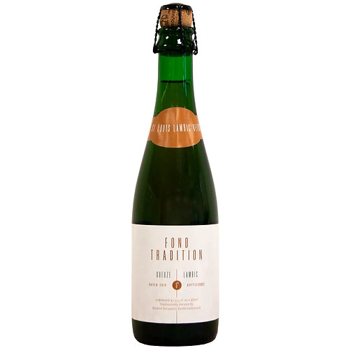 'Fond Tradition (20)' - Brouwerij Van Honsebrouck - Lambic - 5%