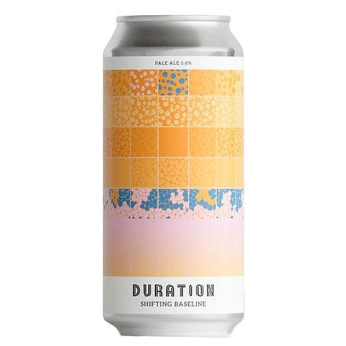 'Shifting Baseline' - Duration Beer - Pale Ale - 5%